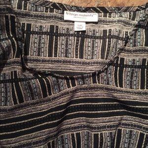 Liz Lange Tops - Maternity tunic top